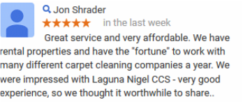 Carpet Cleaners Laguna Hills
